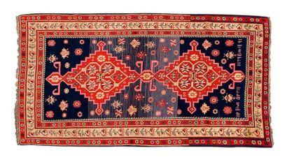 Original tapis Chirvan (CAUCASE), fin du...