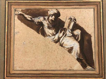 SALVIATI Francesco (Ecole de)  Florence 1510...