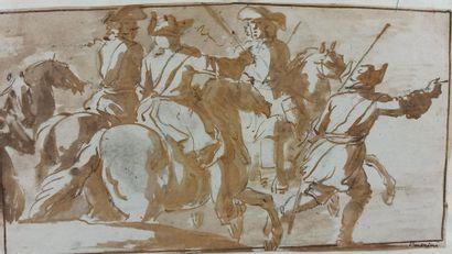 SIMONINI Francesco  (Parme, 1686 - Venise,...