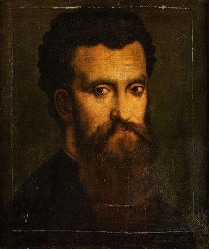 SALVIATI - Francesco de' Rossi, dit (Dans le Goût de)  Florence 1510 - Rome 1563...