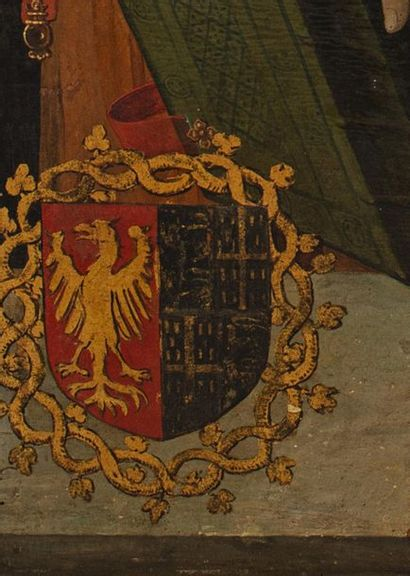 GUERARD Grégoire  Active between Champagne and Burgundy from 1512 to 1538.  Saint...