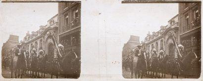 PHOTOGRAPHIE AMATEUR.Buffalo Bill, Paris, Marseille, Cassis, Pyrénées, Toulon, Châteauneuf...