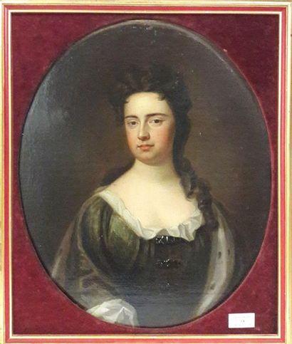 KNELLER Gotfried (1646-1723) (attribué à)...