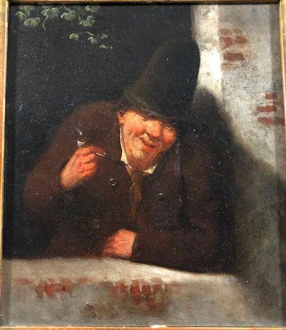ROWLANDSON Thomas (Attribué à)  (Londres,...