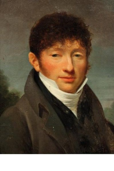 ECOLE FRANCAISE vers 1800  entourage de Pierre-Paul...