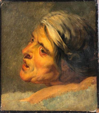 ÉCOLE FRANCAISE, première moitié du XIXe...