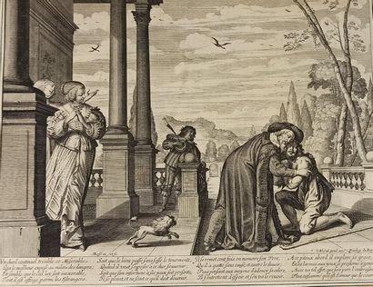 Abraham BOSSE (1602/04 - 1676)  Série du...
