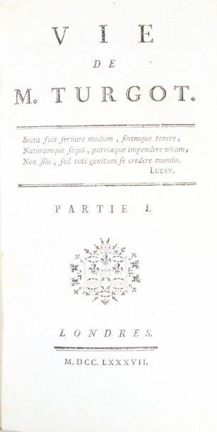 [CONDORCET (Jean Antoine Nicolas de Caritat,...