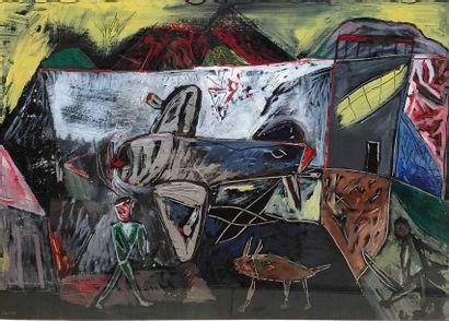 LARUS Éliane, née en 1944,  Mission secrète,...