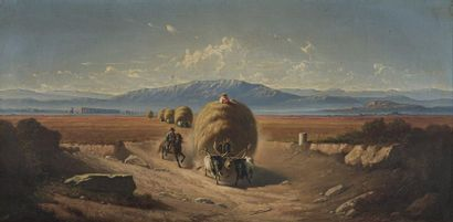 QUAEDVLIEG Carel Max Gerlach, 1823-1874  Les...