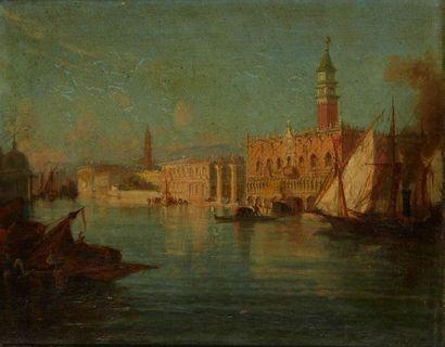 ROSSI Giuseppe, 1876-1952  Le palais des...