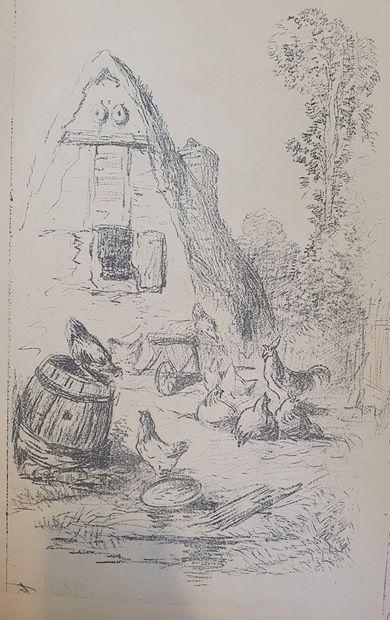 SORLAIN Jean (1859-1942) [Paul Denarié dit]  Sujets divers  Ensemble d'une quinzaine...