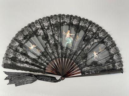 Les papillons et l'amour, vers 1890-1900...