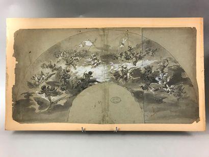 La bataille des amours, vers 1890  Projet...