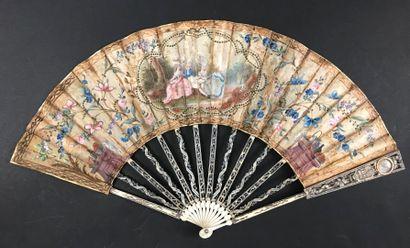 Boussoles miniatures, vers 1780 Très rare...