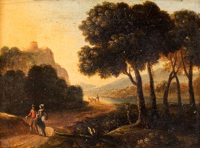 GELLEE CLAUDE DIT LE LORRAIN (Suite de)  1600...