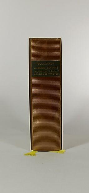 BIBLIOTHEQUE DE LA PLEIADE  BOULGAKOV 1 vol....
