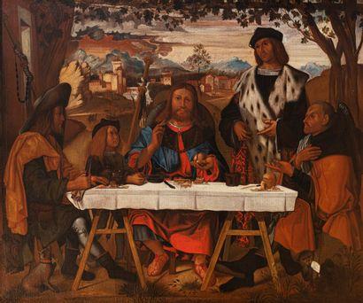 MARCO MARZIALE (D'après)  Actif à Venise...
