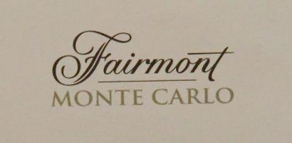 Hôtel Fairmont de Monte-Carlo: Séjour de...