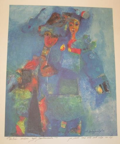 BENHARROUCHE Yoel (né en 1961)