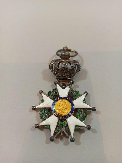 Interesting Knight's Cross of the Legion...