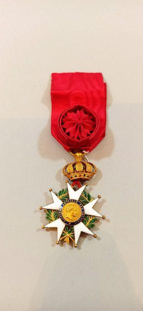 Officer's Cross of the Legion of Honour....