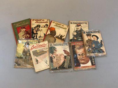 A coups de Baïonette, Paris, L'edition française...