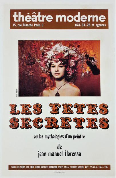 Artiste – Nicolas TREATT (1927-2001) «Les...