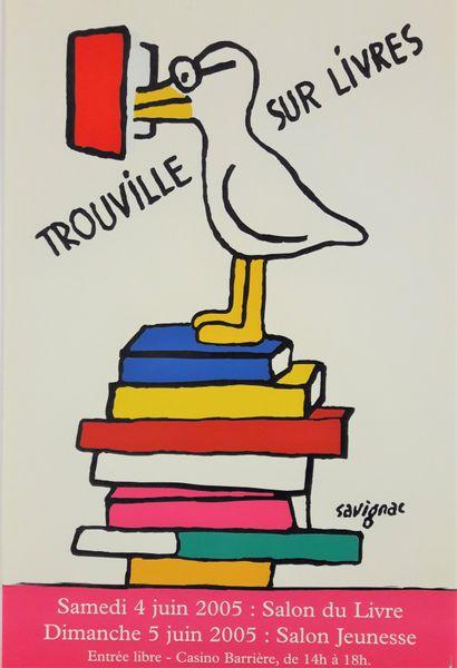 Artiste – Raymond SAVIGNAC (1907-2002) d'après....