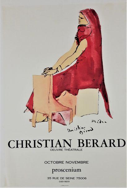 Artiste – Christian BERARD (1902-1949) d'après....