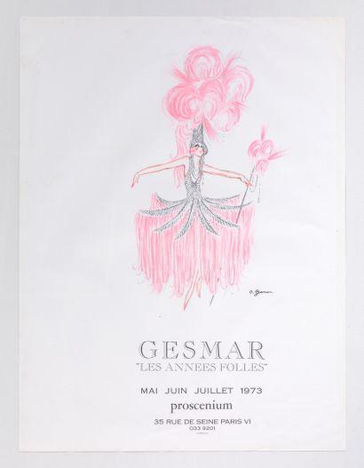 Artiste – Charles GESMAR (1900-1928) – Les...