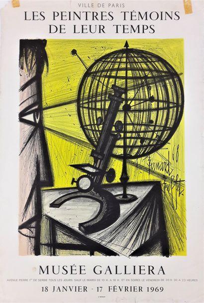 Artiste – Bernard BUFFET (1928-1999). «Les...