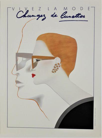Artiste - Gérard Courbouleix dit RAZZIA (1949-)...
