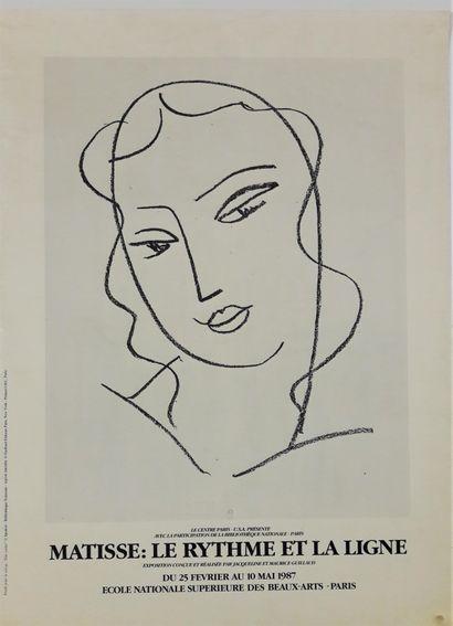 Artiste – Henri MATISSE (1869-1954) «Le...