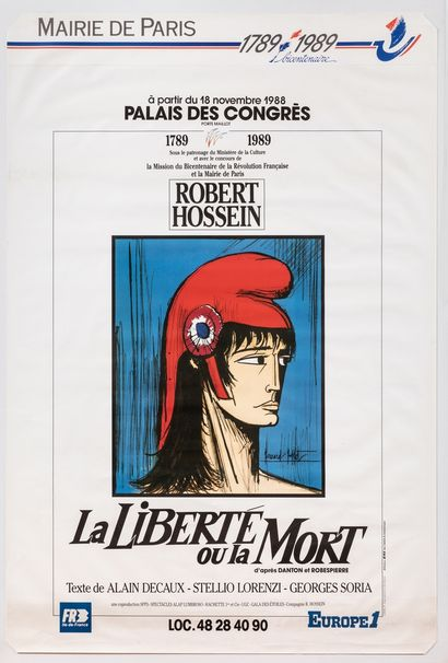 Artiste - Bernard BUFFET (1928-1999) – La...