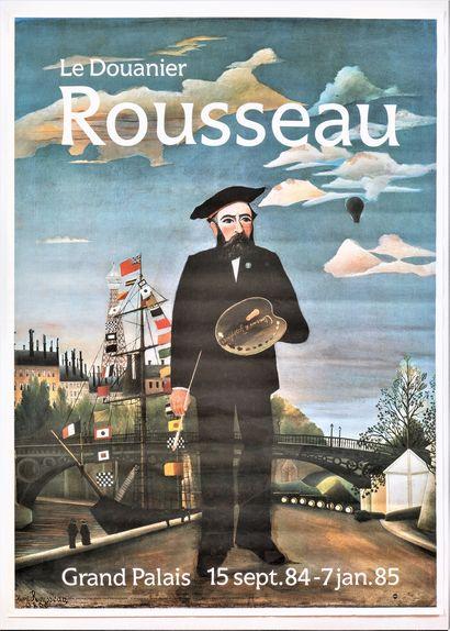 Artiste – Henri ROUSSEAU dit Le Douanier...