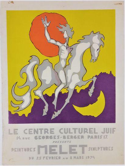 Artiste – MELET «Centre culturel juifde...