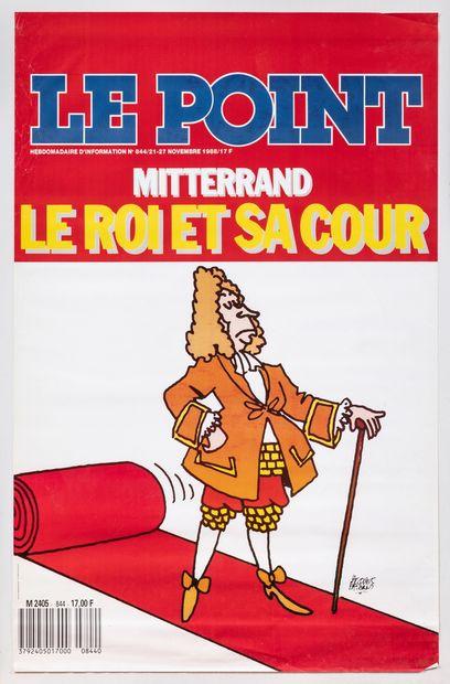 Artiste – Jacques FAIZANT (1918-2006)- «Le...
