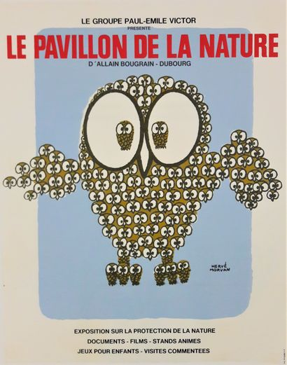 Artiste – Hervé MORVAN (1917-1980) «Groupe...