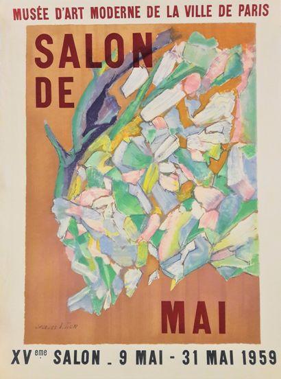 Artiste – Jacques VILLON (1875-1963) «Salon...