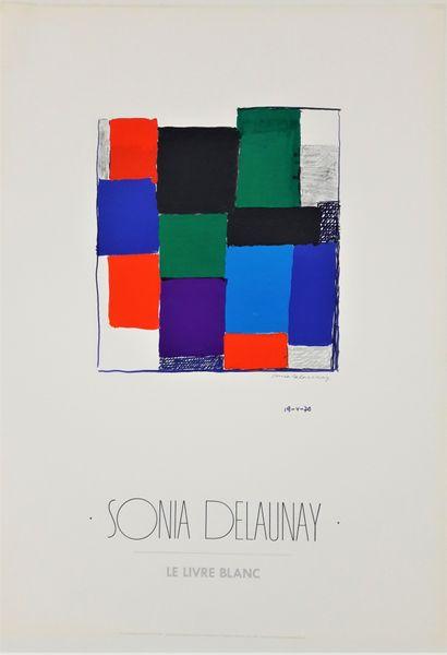 Artiste - Sonia DELAUNAY (1885-1979)« Le...