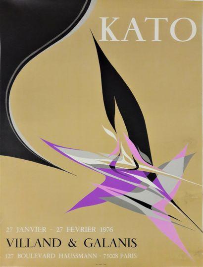 Artiste – Izumi Kato (1969-), Villand et...