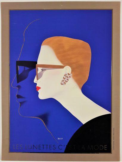 Artiste - Gérard Courbouleix dit RAZZIA (1949-) - SILMO (Salon International de...