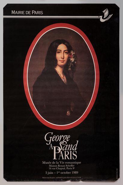Artiste – Georges Sand / Charpentier (d'après)...
