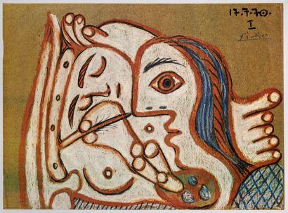 Artiste – Pablo PICASSO (1881-1973)