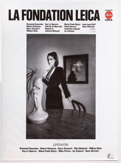 Artiste – Jean- Loup SIEFF (1933-2000) –...