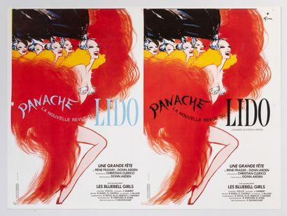 Artiste – René GRUAU (1909-2004) – Panache...