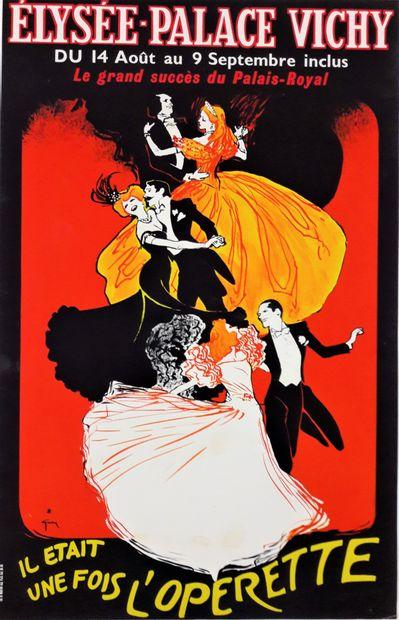 """Artiste - René Gruau (1909-2004) """"Il était..."""