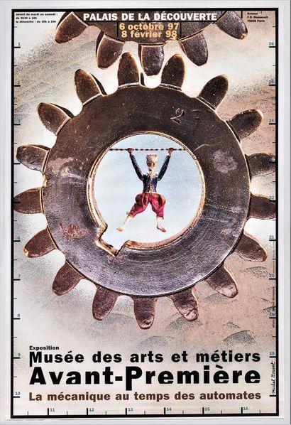Artiste – Michel BOUVET (1955-) - «Musée...