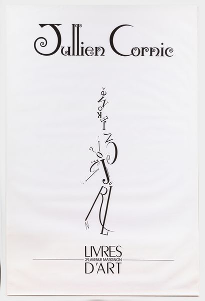 Artiste – «Jullien Cornic – Livres d'art»....
